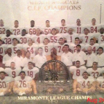 1996 WILDCATS CIF 20TH YEAR CHAMPIONSHIP FOOTBALL TEAM RECOGNITION