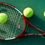 Girls Varsity Tennis beats St. Lucys 10 – 8