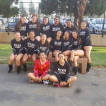 Wilson/Hacienda Heights Girls Varsity Volleyball falls to Covina High School 3-0