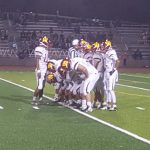 Wilson/Hacienda Heights Varsity Football beat Baldwin Park High School 27-14