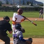 Boys Varsity Baseball falls to Los Altos/Hacienda Heights 4 – 2