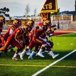 Varsity Football beats Gladstone 19 – 7