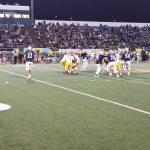 Boys Varsity Football falls to Rowland 20 – 8