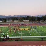 Boys Varsity Football falls to San Dimas 41 – 0