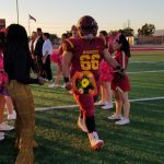 2018-2019 Football Senior Night