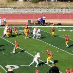 Football Wilson 16 Baldwin Park 0