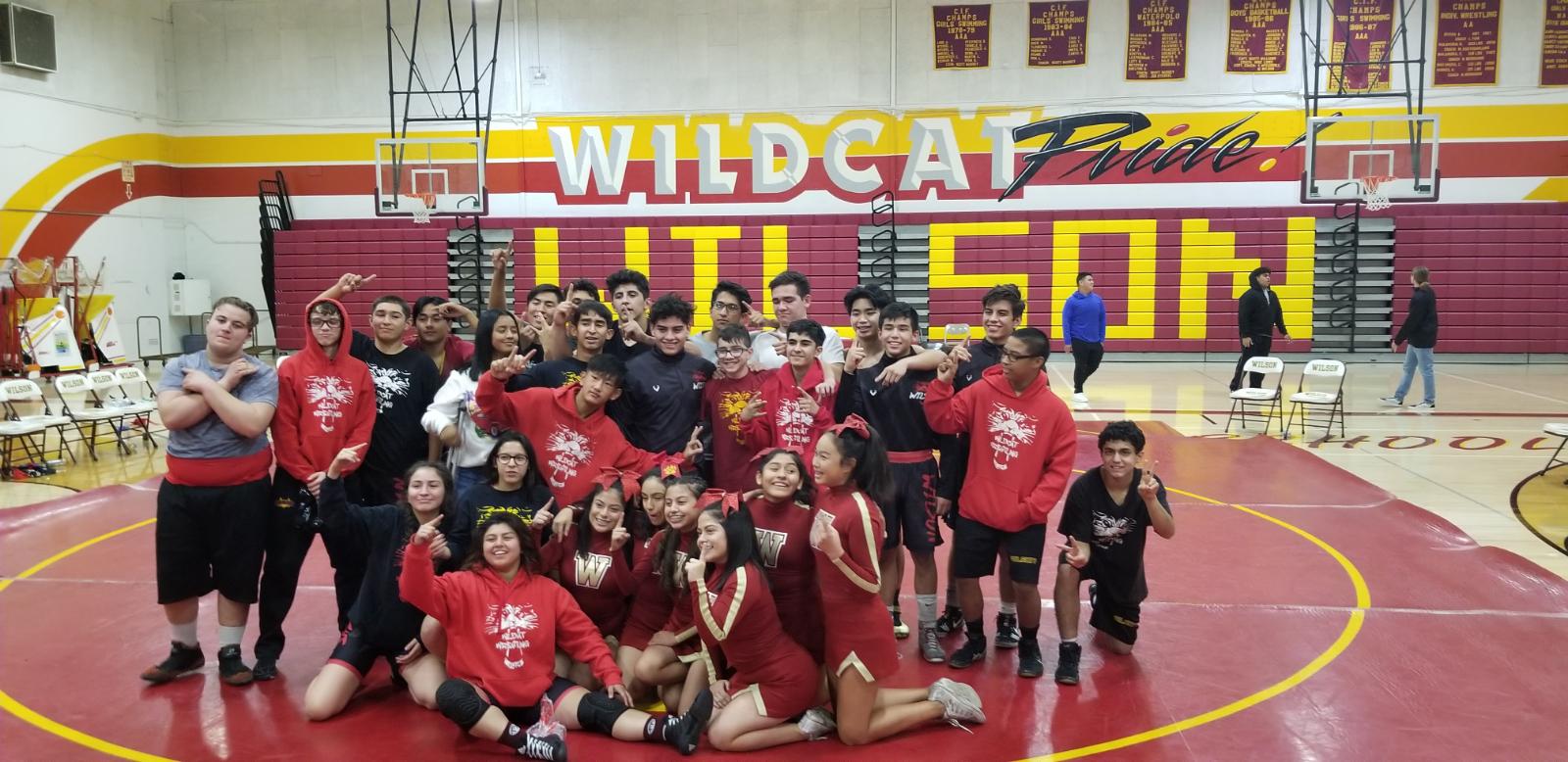 Week In Sports – Wilson Wrestling Dominates LA