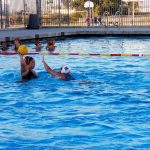 Girls Varsity Water Polo beats West Covina 19 – 6