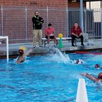 Girls Water Polo vs. West Covina 12/12