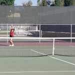 Girls Varsity Tennis beats El Rancho 18 – 0