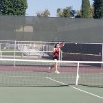 Girls Varsity Tennis beats La Serna 12 – 6