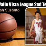 Boys Basketball 2020 All Valle Vista League 2nd Team – Jeremiah Susanto