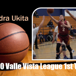 Girls Basketball 2020 Valle Vista League 1st Team – Kendra Ukita