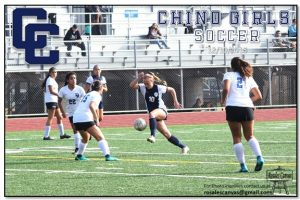 12-10-2016 Chino Girls Soccer