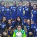 Chino High School Girls Sophomore Soccer Frosh/Soph beat Rubidoux High School 4-0