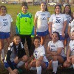 Chino High School Girls Sophomore Soccer Frosh/Soph beat Rubidoux High School 5-2