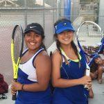 Chino High School Girls Varsity Tennis beat Los Altos High School 14-4