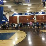 Chino High School Girls Varsity Volleyball falls to Charter Oak High School 3-0