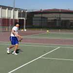 Boys Varsity Tennis beats West Covina 16 – 2