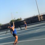 Girls Varsity Tennis defeats Don Lugo 12 – 6