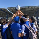 Boys Varsity Tennis beats Don Lugo 17 – 1 to claim the 'Milk Gallon'