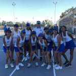 Girls Varsity Tennis falls to St. Lucys 8 – 4