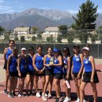 Girls Tennis Wins The JV Etiwanda Tournament