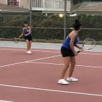 Girls Varsity Tennis beats Chaffey 12 – 6