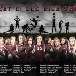 2015 Lady Ganders Varsity Volleyball