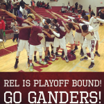 Boys' Basketball Are in the Playoff's 2016