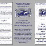 WOLF PACK STRENGTH & CONDITIONING CAMP