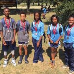 XC TEAM TAKES HOME 6 MEDALS