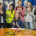 Lindsay Yetter signs with BYU
