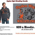 Wrestling Hoodies Available