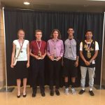Ogden Athletes Honored