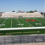 Football Field Looking Great