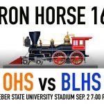 Iron Horse Tickets