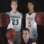 Tigers named All-Area Basketball
