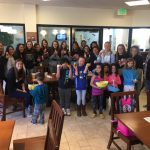Tigers visit Ronald McDonald House