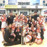 Cheer Wins 4A Championship!