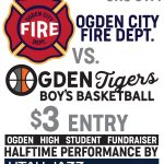 Ogden City Fire vs OHS Tigers!