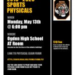 2019-20 Sports Physicals