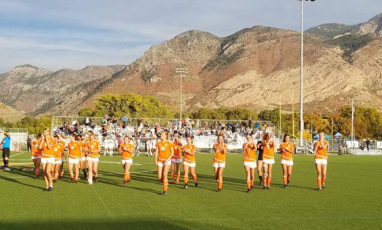 Girls Soccer wins Playoff Match!