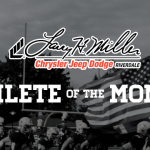 Don't Forget to Vote for the Larry H. Miller in Riverdale November Athlete of the Month