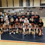 Volleyball competes at State!