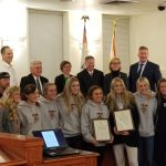 Girls Soccer Honored by Ogden City Council