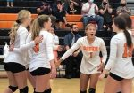 Volleyball Picks Up Win Over Stansbury