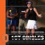 Region 10 Girls Tennis Champs!
