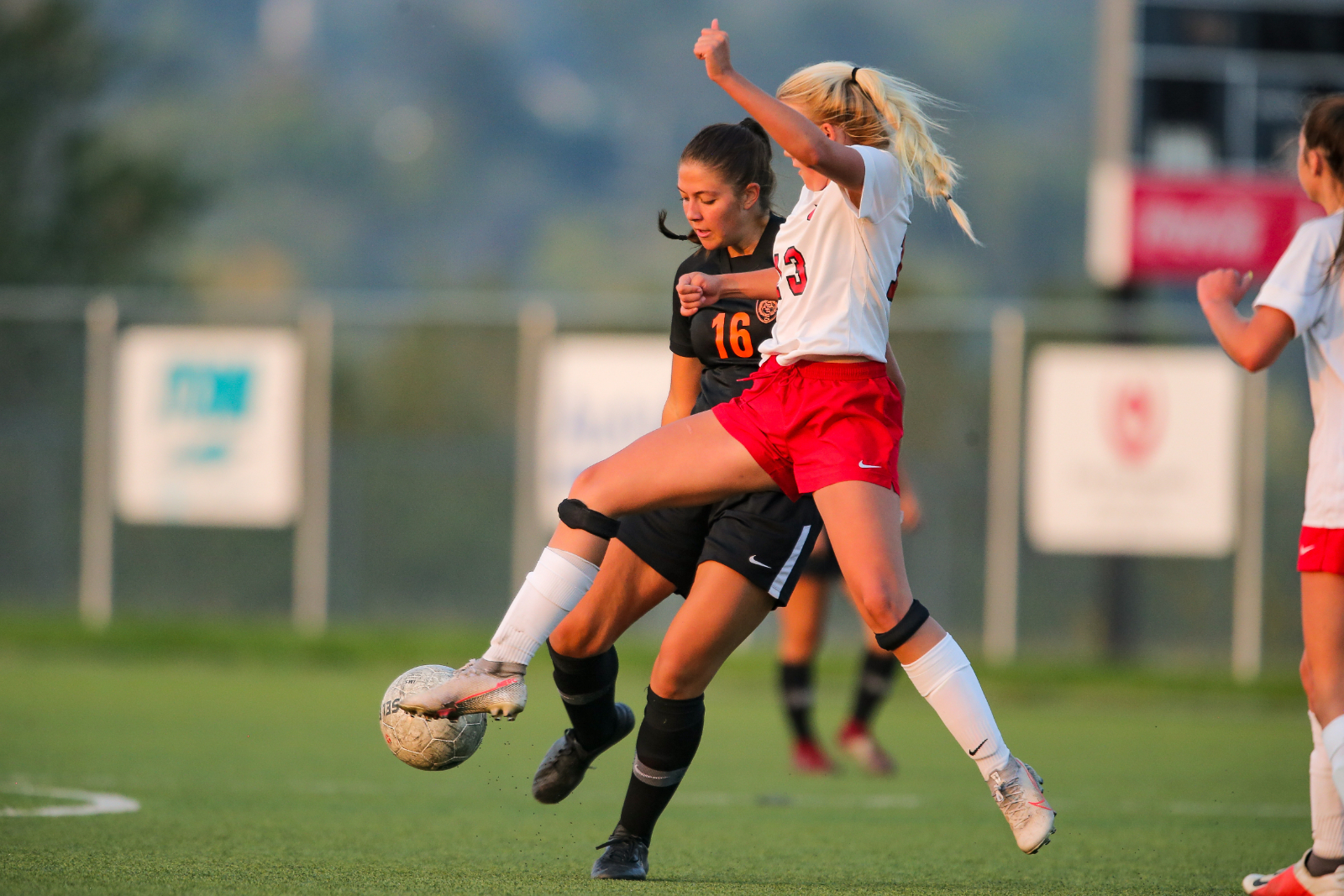 2020 OHS Girls Soccer vs. Uintah (Photo Credit – Robert Casey)