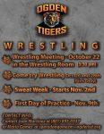 2020-2021 OHS Wrestling Information